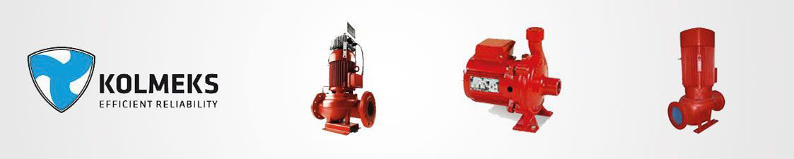 Kolmeks Centrifugal Pumps and Spare Parts